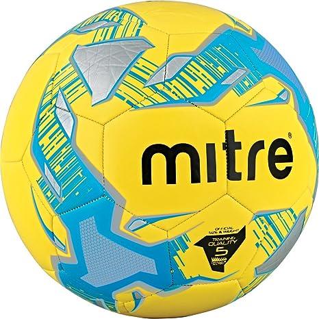 Mitre Impel # 5 Amarillo balón de fútbol: Amazon.es: Deportes y ...