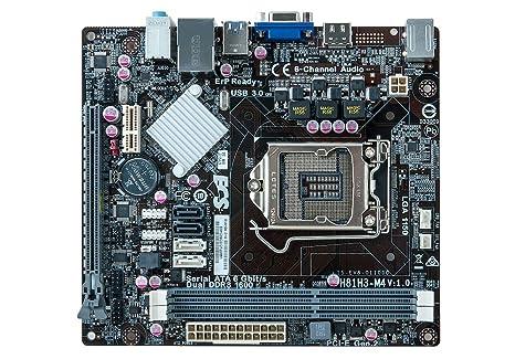 ECS H81H3-I/DVI (V1.0) Drivers PC