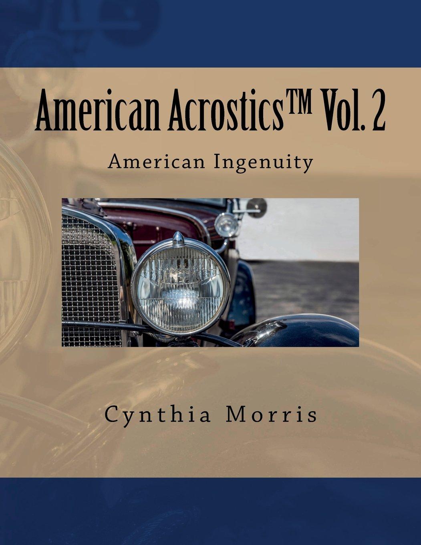 American Acrostics Volume 2: American Ingenuity ebook