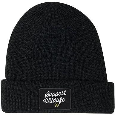 b27c3456acc Amazon.com  VonZipper Men s Support Wildlife Beanie Hats