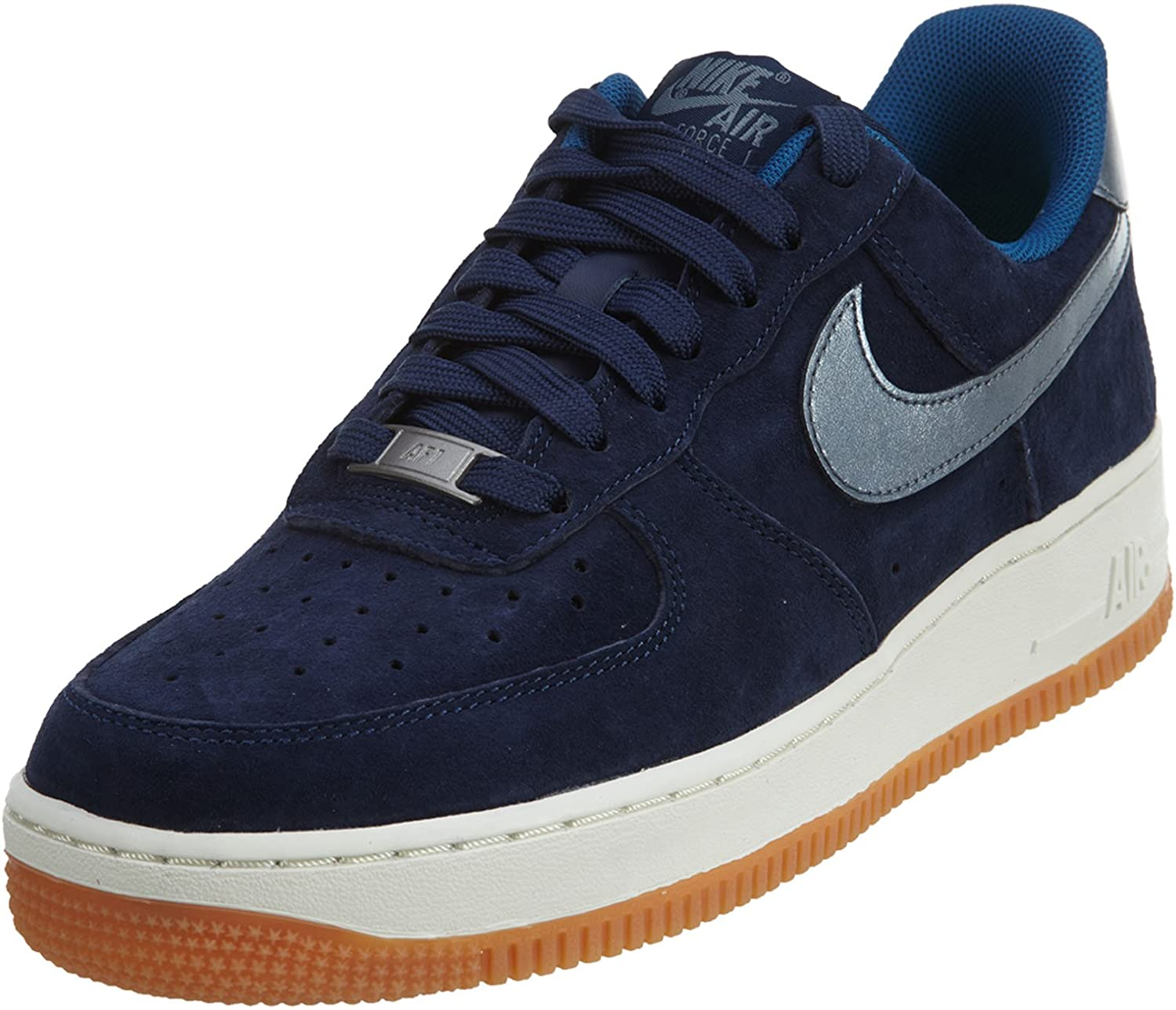 Nike Womens air Force 1 07 PRM Suede Trainers 818595 Sneakers Shoes