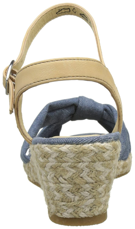 Dockers by Gerli 36is202 706600, Women's Wedge Heels Sandals