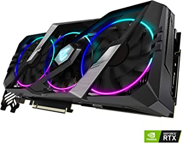 Amazon.com: Tarjeta gráfica GIGABYTE AORUS GeForce RTX 2070 ...