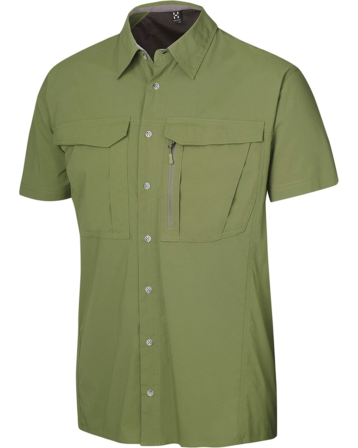 Haglöfs Salo II Short Sleeve Shirt