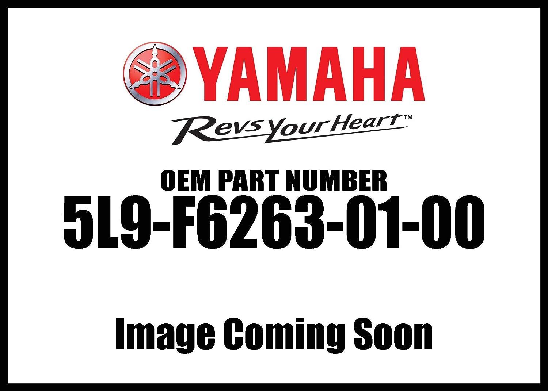 Yamaha 5L9-F6263-01-00 Piece Connector; 5L9F62630100 Made by Yamaha