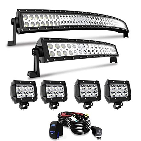 AUSI DOT 52Inch 300W Curved Led Light Bar + 20Inch Curved Led Light Jeep Wrangler Headlight Switch Wiring Harness on jeep wrangler tail light, nissan xterra headlight wiring harness, ford expedition headlight wiring harness, jeep wrangler fuse, lexus lx470 headlight wiring harness, chevy cobalt headlight wiring harness, jeep wrangler ignition switch, jeep wrangler vehicle speed sensor, jeep wrangler brake light, jeep wrangler side marker light, jeep wrangler fog light, jeep wrangler flasher, dodge caravan headlight wiring harness, jeep wrangler fuel filter, saturn outlook headlight wiring harness, jeep wrangler cruise control switch, pontiac g6 headlight wiring harness, vw beetle headlight wiring harness, buick lucerne headlight wiring harness, scion tc headlight wiring harness,