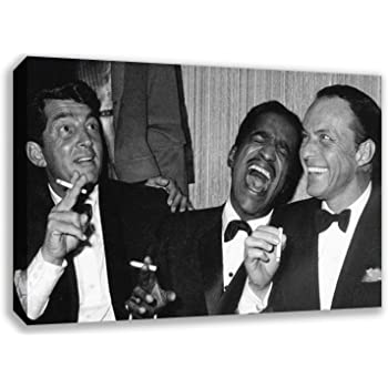 Amazon Com 34 X 22 Frank Sinatra And The Rat Pack
