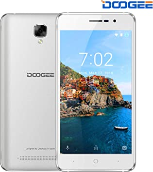 DOOGEE X10S Smartphone Libres Android 8.1-5.0 Pulgadas IPS ...