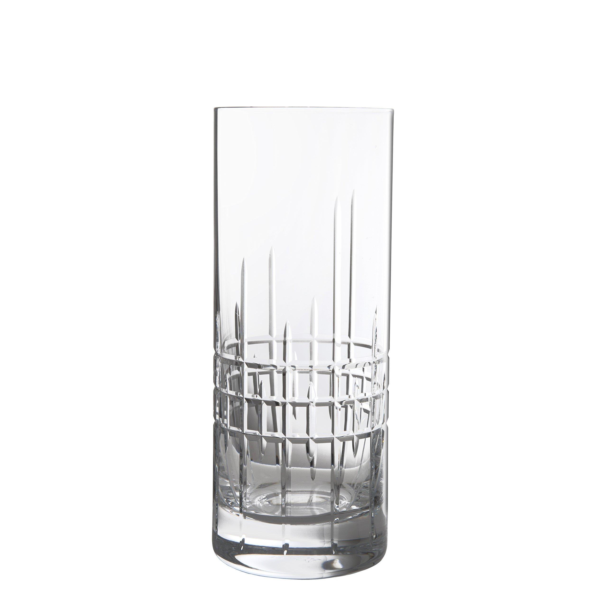 Schott Zwiesel Tritan Crystal Glass Distil Barware Collection Aberdeen Collins Cocktail Glasses (Set of 6), 11.1 oz, Clear