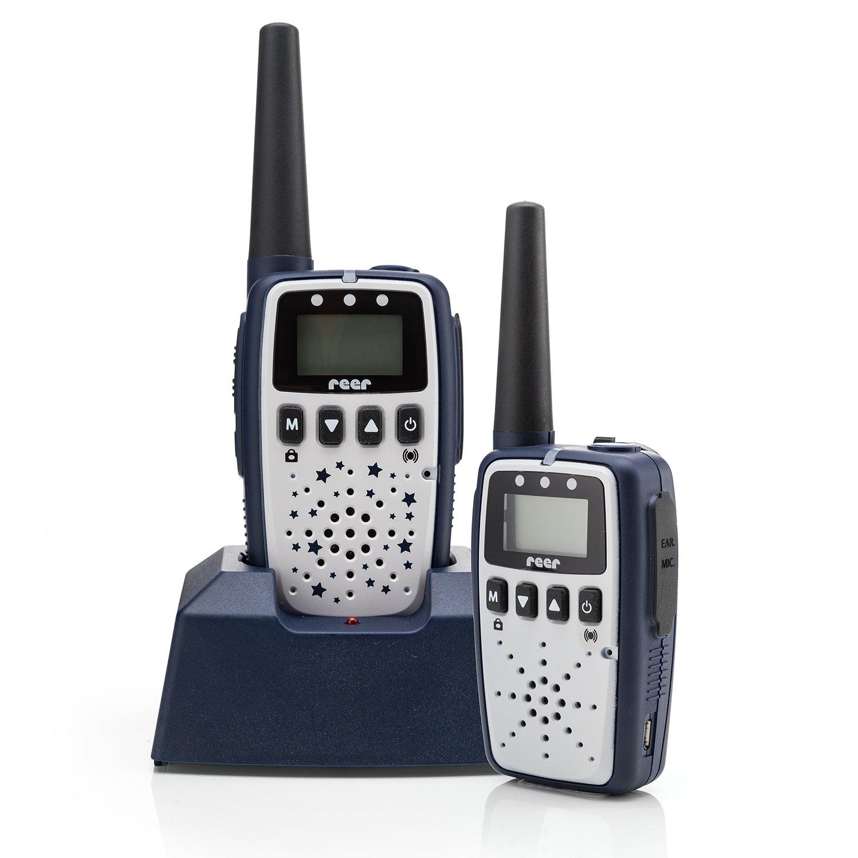 Reer Care& Talk 2in1 Babyphone und Walkie-Talkie, bis zu 5 km Reichweite Reer GmbH (VSS) 50133