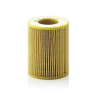 Mann-Filter HU 925/4 X Metal-Free Oil Filter: Automotive