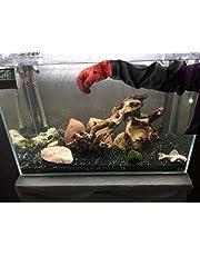 Emours Aquarium Gloves Waterproof Elbow Length Long Sleeve Scratch Resistant Work Gloves 27-inch