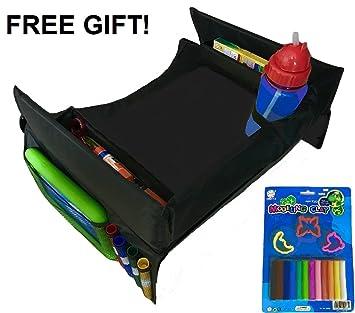 Amazon.com: Niños Bandeja de viaje: Kids Play Actividad ...