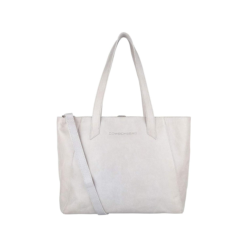 Cowboysbag Damen Bag Jenner Henkeltasche, 14x29x36 cm Grey