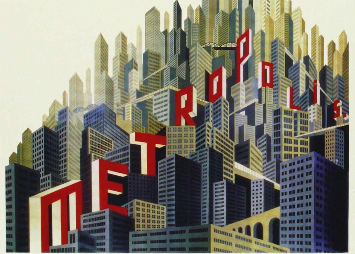Amazon.com: Metropolis [Reconstructed & Restored] (Masters of ...