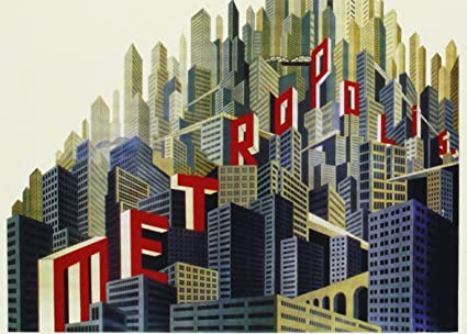 Metropolis [Reconstructed & Restored] (Masters of Cinema) [DVD] [Reino