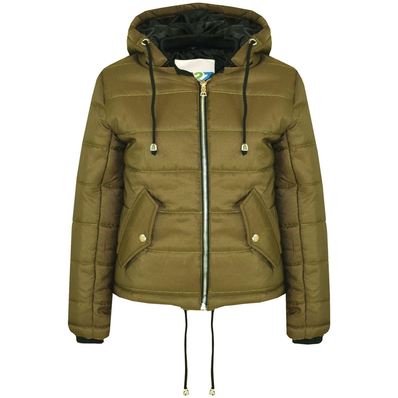 c4a775ff7 MissChild Kids Girl PU Leather Moto Jacket Children Spring   Autumn ...