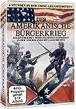 Der amerikanische Bürgerkrieg 3DVD Box