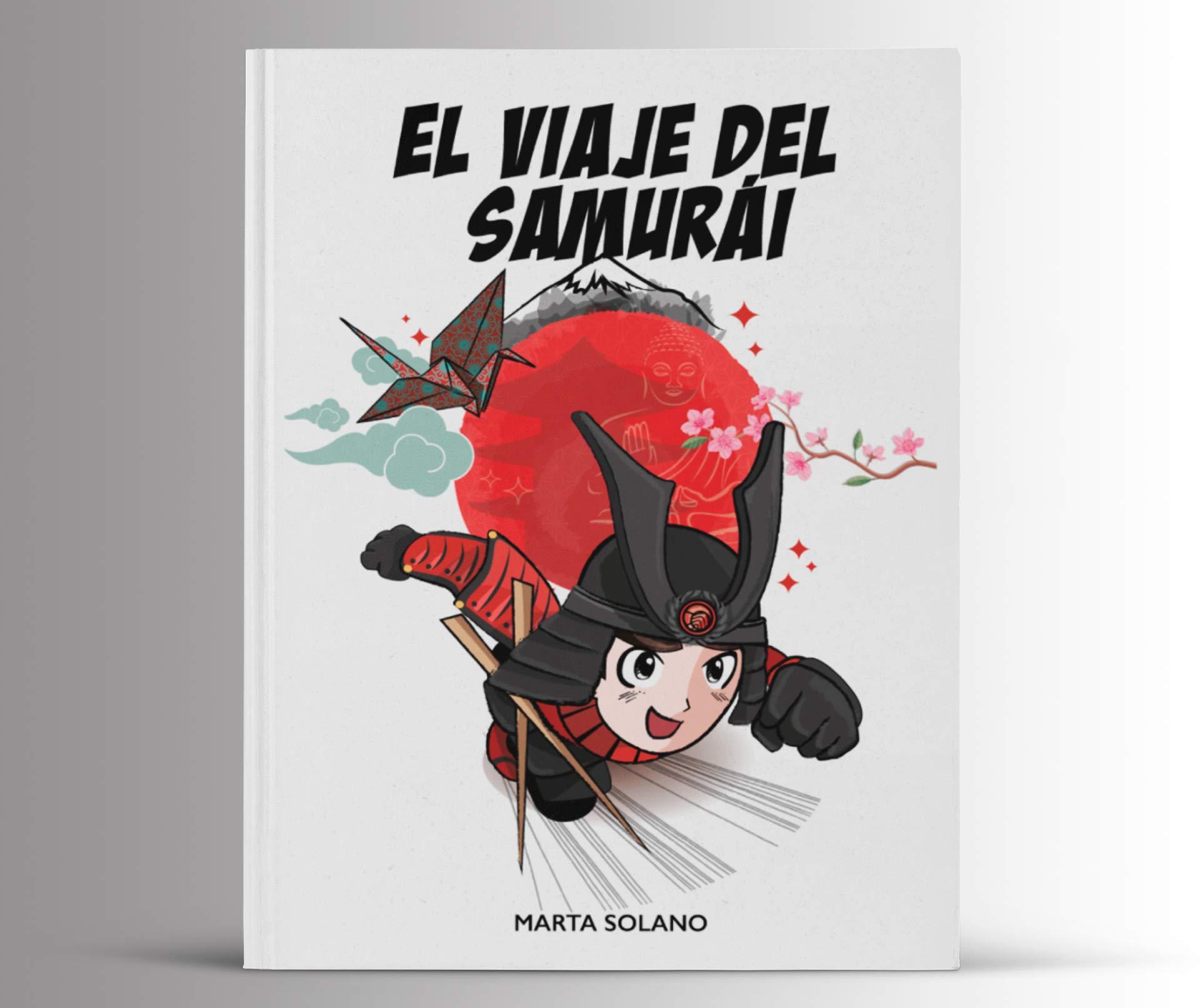 El viaje del samurái, de Marta Solano - Libros de Japón
