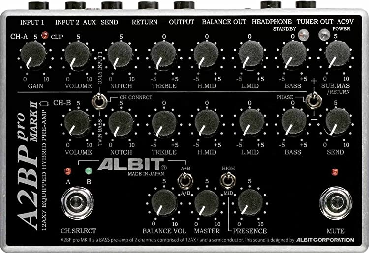 ALBIT A2BP Pro MARK II