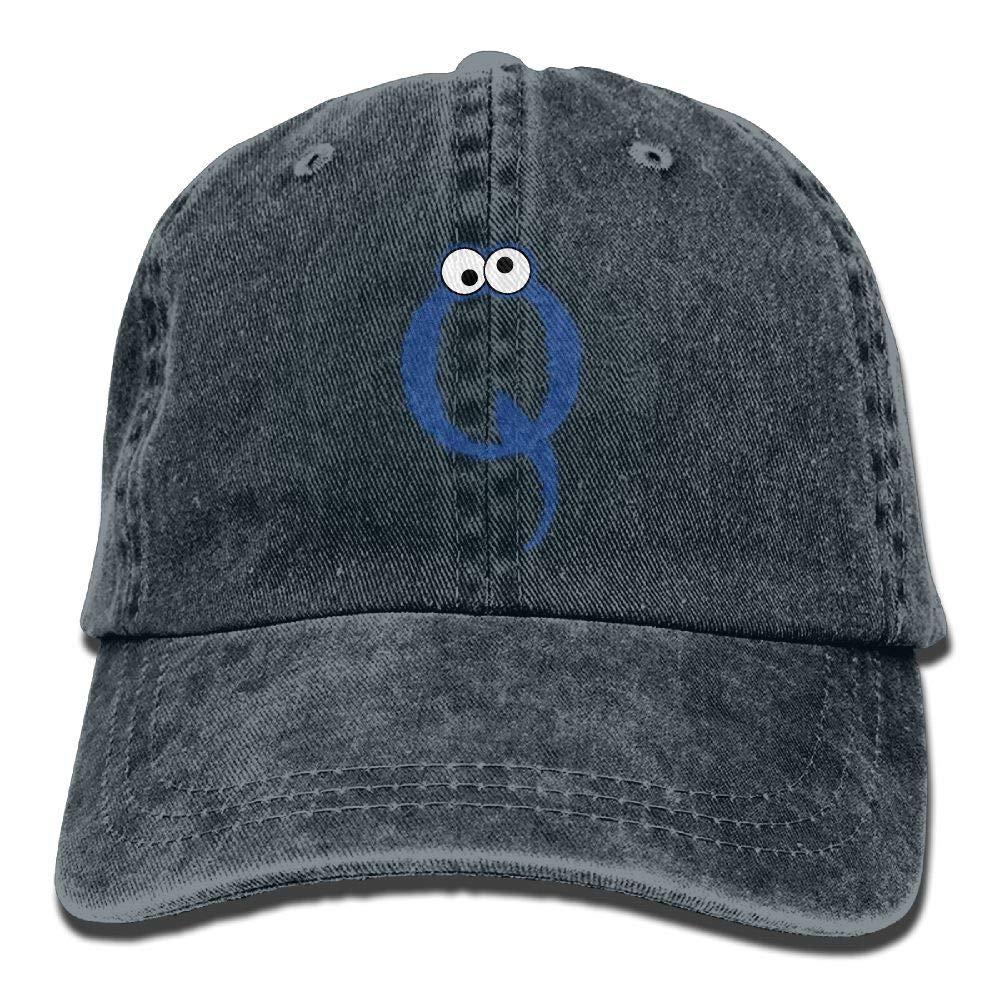 LETI LISW Breaking QANON PostsClassicDenim Cap Adult Unisex Adjustable Hat