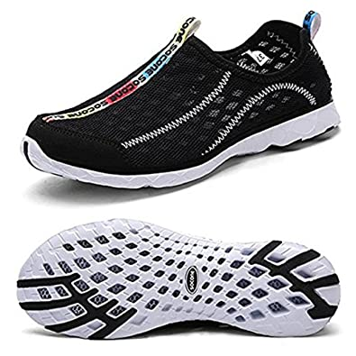 Water Shoes Men's and Women's Lightweight Breathable Quick Dry Mesh Shoes Beach Casual Aqua shoes