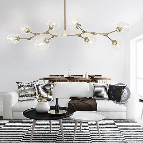 Rs Lighting Nordic American Retro Creative Art Tree Branches