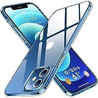 Humixx Krystalicznie przezroczyste etui na telefon komórkowy kompatybilne z iPhone 12 | etui na iPhone 12 Pro [13 X…