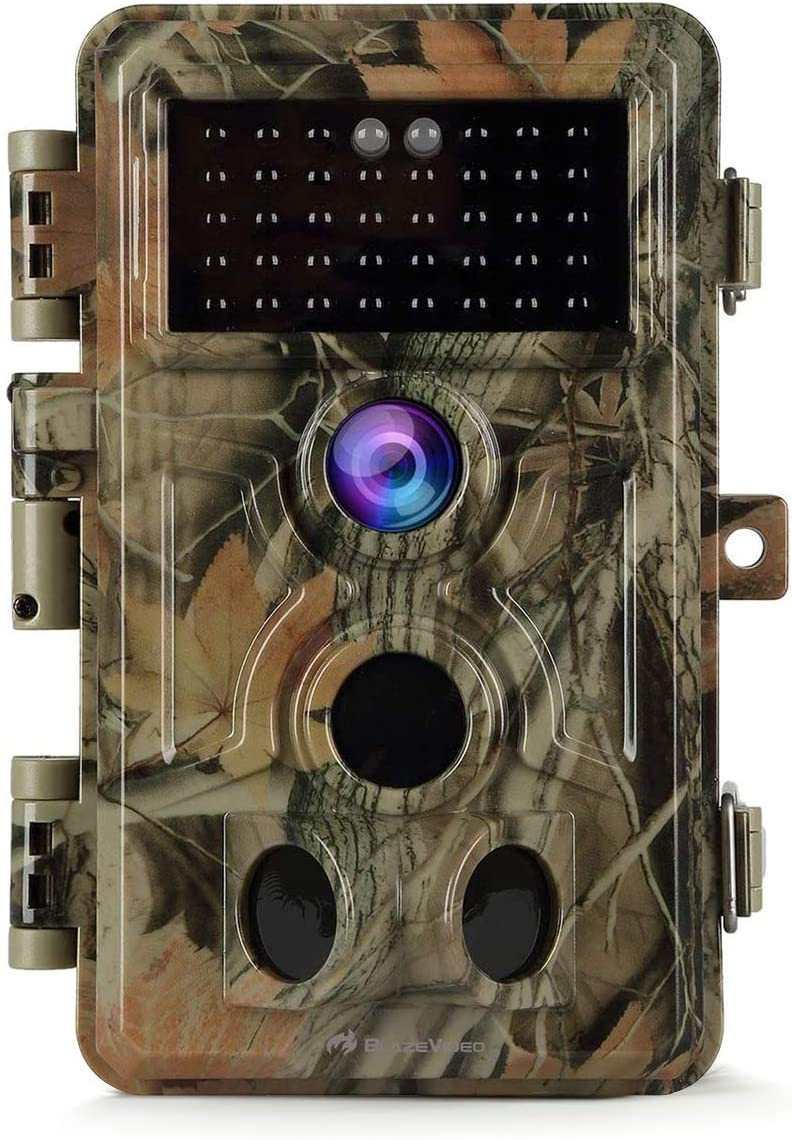 Game Cellular Trail Camera by Blaze Video