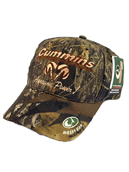 Image Unavailable. Image not available for. Color  Cummins Awesome Power Camouflage  Hat 7258500a298d