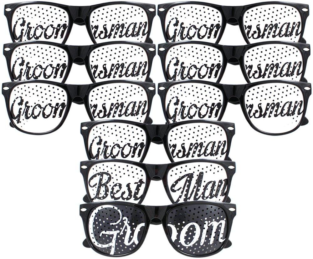 Amazon.com: Bride & Bridesmaid Party Sunglasses - Bridal ...