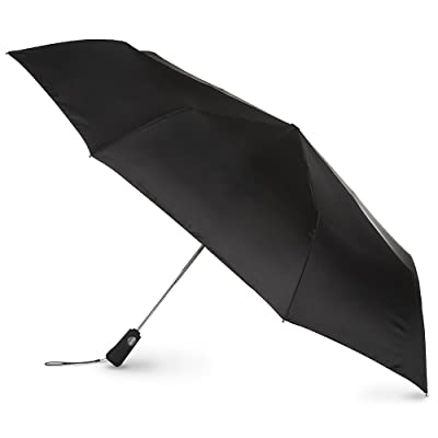totes Automatic Open Close Large Canopy Golf Umbrella