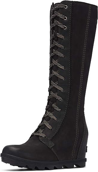Joan of Arctic Wedge II Tall Boots