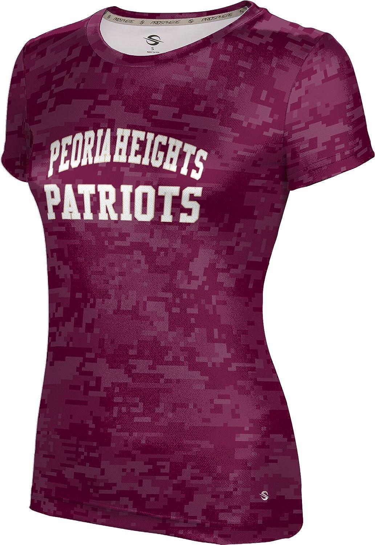 ProSphere Women's Peoria Heights High School Digital Tech Tee