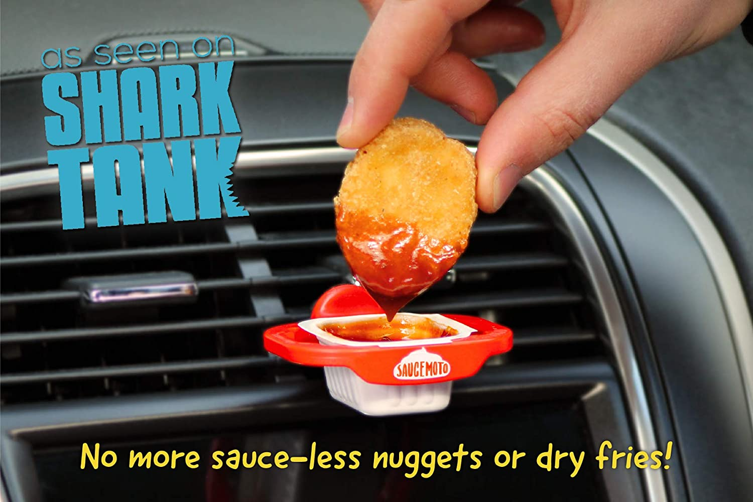 MISAZ 6 Pieces in-car Sauce Dip Cup Mini Dipping Cups for Car Vents Universal Car French Fry Holder for Cell Phone//Fast Food//Drink Beverage//Key Fob//Boat Truck RV Ketchup Holder Container