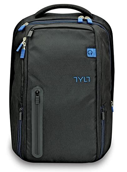 Amazon.com: TYLT Powerbag Travel Battery Charging Backpack ...