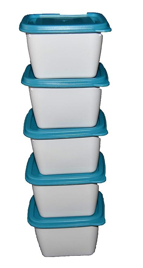 GIES Congelador Congelador latas latas fiambreras Set Tarros ...