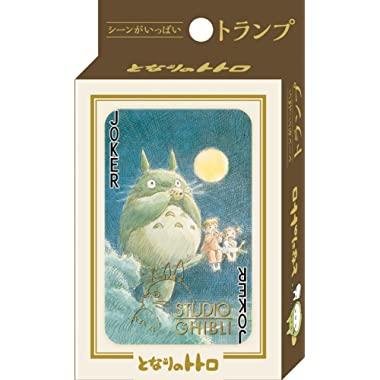 ensky Studio Ghibli My Neighbor Totoro 2nd Edition Playing Cards