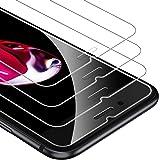 UNBREAKcable Protector de Pantalla para iPhone 8/7/6s/6 [Paquete de 3], 2.5D Series de Premium con Cristal Templado para…