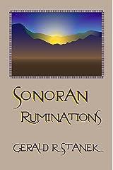 Sonoran Ruminations Kindle Edition