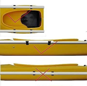 Useful No Drilling Kayak Paddle Clips Paddle Holder Paddle Keeper Accessory SH