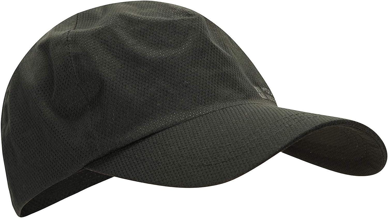 Adjustable Headstrap Mountain Warehouse Mens Sun Cap Inner Sweatband UV Protection Hat Running Best for Baseball Sports Holidays /& Hiking Summer
