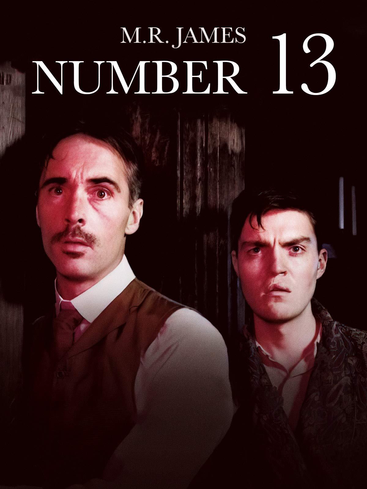 M.R. James' Number 13