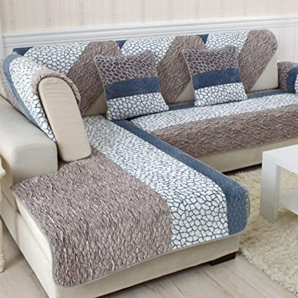 Wondrous Amazon Com Nssbzz Sofa Covers Sectional Plush Sofa Cushion Ibusinesslaw Wood Chair Design Ideas Ibusinesslaworg
