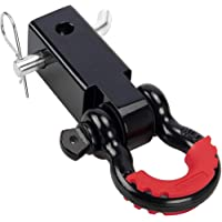 $36 » LIBERRWAY Shackle Hitch Receiver 2 inch 41918 Lbs Break Strength Never Rust Receiver Shackle…