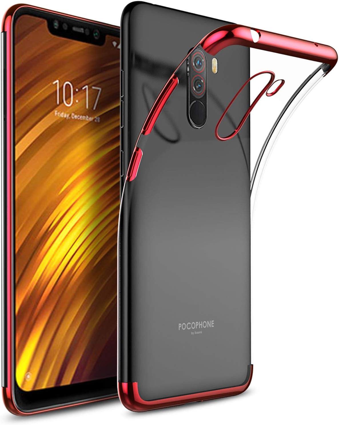 KuGi Funda Xiaomi Pocophone F1,Xiaomi Pocophone F1 TPU ...