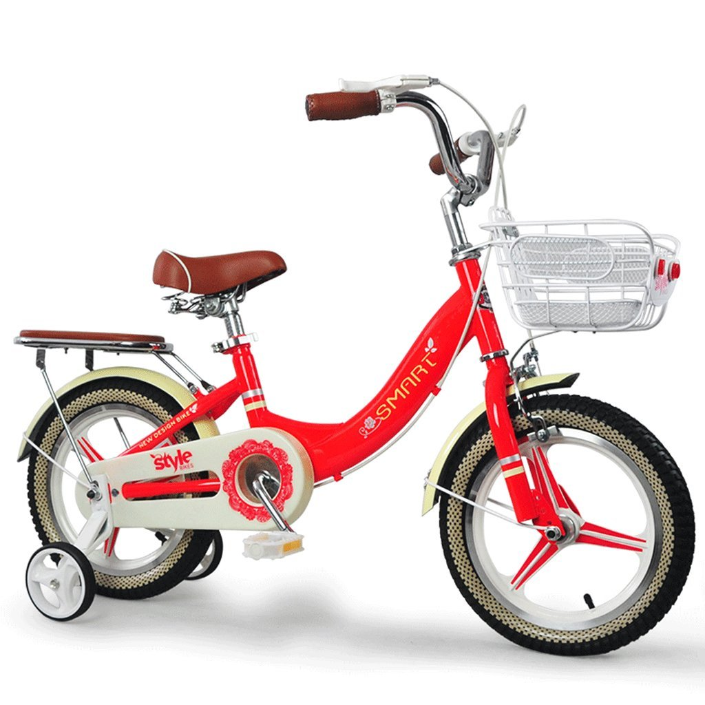 DGF 子供の自転車の男の子と女の子の自転車12/14/16インチ2-10歳の自転車 (サイズ さいず : 16 inches) B07F2HHKKY16 inches