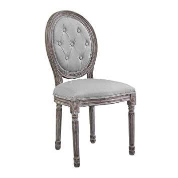 Amazon Com Modway Eei 2795 Lgr Arise Vintage French Upholstered