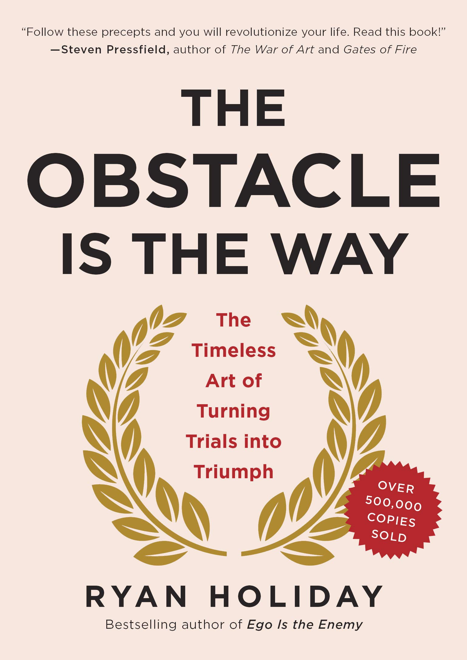 The Obstacle Is the Way: The Timeless Art of Turning Trials into Triumph by Portfolio