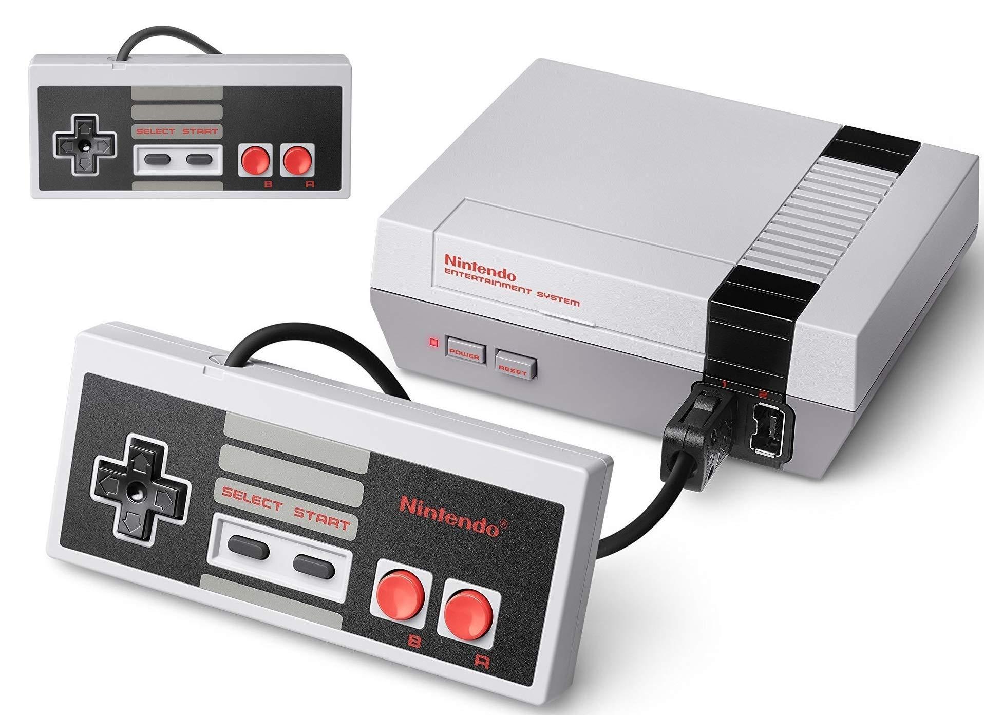 Nintendo Entertainment System: NES Classic Edition With Bonus IRONKLAD Controller by Nintendo (Image #2)